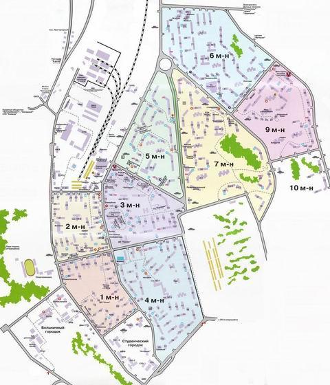 StepPortal | Карта-схема город